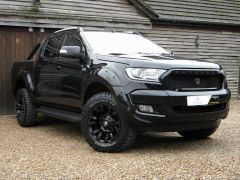 FORD RANGER 3.2 TDCi DERANGED Wildtrak Double Cab Pickup Auto 4WD 4dr (EU6) - 632 - 5