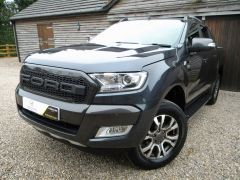 FORD RANGER 3.2 TDCi Wildtrak Double Cab Pickup 4WD 4dr (EU6) - 555 - 1