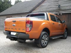 FORD RANGER 3.2 TDCi Wildtrak Double Cab Pickup Auto 4WD 4dr (EU6) - 734 - 18