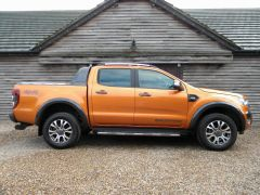 FORD RANGER 3.2 TDCi Wildtrak Double Cab Pickup Auto 4WD 4dr (EU6) - 663 - 26