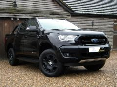 FORD RANGER 2.2 TDCi Black Edition SIP Double Cab Pickup Auto 4WD 4dr (EU6) - 673 - 5