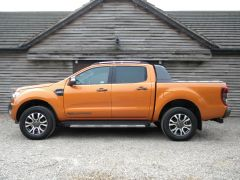 FORD RANGER 3.2 TDCi Wildtrak Double Cab Pickup Auto 4WD 4dr (EU6) - 734 - 26