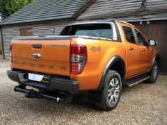 FORD RANGER 3.2 TDCi Wildtrak Double Cab Pickup Auto 4WD 4dr (EU6) - 663 - 19