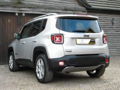 JEEP RENEGADE 2.0 MultiJetII Limited Auto 4WD (s/s) 5dr - 662 - 20