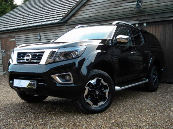 Used NISSAN NAVARA in Nottinghamshire for sale