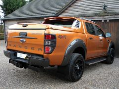 FORD RANGER 3.2 TDCi Wildtrak Double Cab Pickup 4WD (s/s) 4dr (EU6) - 650 - 9