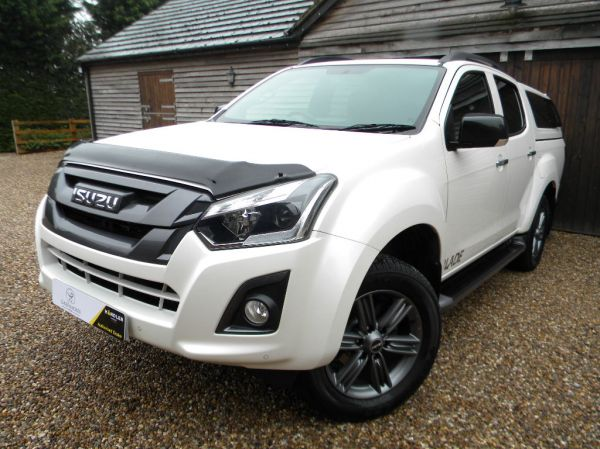 Used ISUZU D-MAX in Nottinghamshire for sale