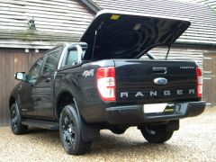FORD RANGER 2.2 TDCi Black Edition SIP Double Cab Pickup Auto 4WD 4dr (EU6) - 673 - 21