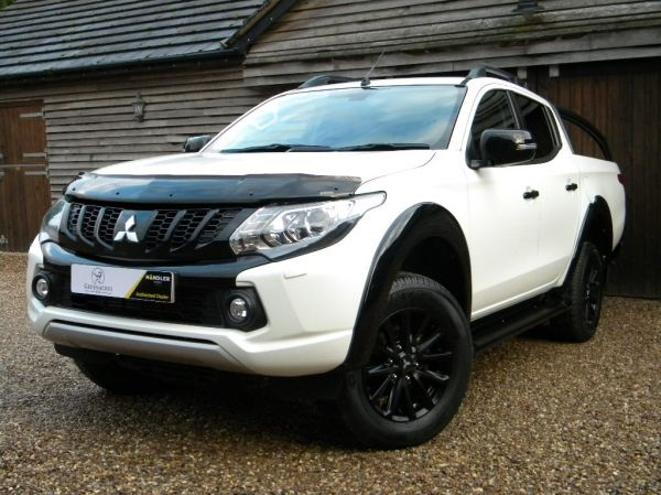 Used MITSUBISHI L200 in Nottinghamshire for sale