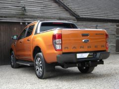 FORD RANGER 3.2 TDCi Wildtrak Double Cab Pickup Auto 4WD 4dr (EU6) - 734 - 21