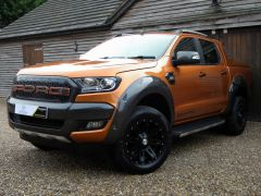 FORD RANGER 3.2 TDCi Wildtrak Double Cab Pickup 4WD (s/s) 4dr (EU6) - 650 - 1
