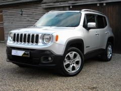 JEEP RENEGADE 2.0 MultiJetII Limited Auto 4WD (s/s) 5dr - 662 - 1