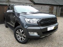 FORD RANGER 3.2 TDCi Wildtrak Double Cab Pickup 4WD 4dr (EU6) - 555 - 4