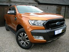 FORD RANGER 3.2 TDCi Wildtrak Double Cab Pickup Auto 4WD 4dr (EU6) - 618 - 4