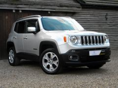 JEEP RENEGADE 2.0 MultiJetII Limited Auto 4WD (s/s) 5dr - 662 - 4