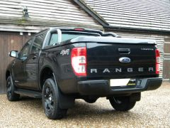 FORD RANGER 2.2 TDCi Black Edition SIP Double Cab Pickup Auto 4WD 4dr (EU6) - 673 - 16