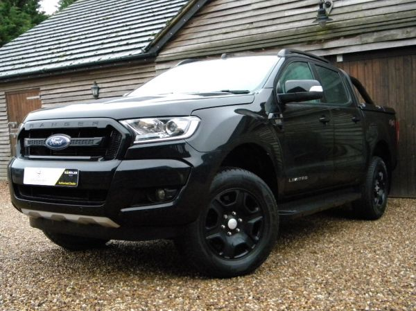 Used FORD RANGER in Nottinghamshire for sale