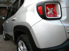 JEEP RENEGADE 2.0 MultiJetII Limited Auto 4WD (s/s) 5dr - 662 - 25