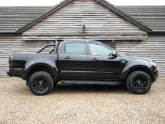 FORD RANGER 3.2 TDCi DERANGED Wildtrak Double Cab Pickup Auto 4WD 4dr (EU6) - 632 - 26