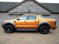 FORD RANGER 3.2 TDCi Wildtrak Double Cab Pickup 4WD (s/s) 4dr (EU6) - 650 - 17