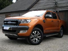 FORD RANGER 3.2 TDCi Wildtrak Double Cab Pickup Auto 4WD 4dr (EU6) - 734 - 1