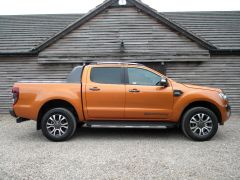 FORD RANGER 3.2 TDCi Wildtrak Double Cab Pickup Auto 4WD 4dr (EU6) - 618 - 27