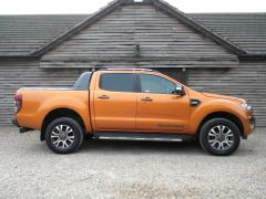 FORD RANGER 3.2 TDCi Wildtrak Double Cab Pickup Auto 4WD 4dr (EU6) - 734 - 27