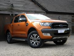 FORD RANGER 3.2 TDCi Wildtrak Double Cab Pickup Auto 4WD 4dr (EU6) - 734 - 5