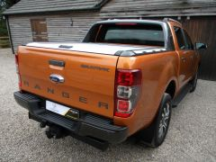 FORD RANGER 3.2 TDCi Wildtrak Double Cab Pickup Auto 4WD 4dr (EU6) - 618 - 19