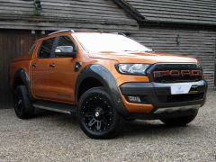 FORD RANGER 3.2 TDCi Wildtrak Double Cab Pickup 4WD (s/s) 4dr (EU6) - 650 - 4