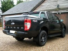 FORD RANGER 2.2 TDCi Black Edition SIP Double Cab Pickup Auto 4WD 4dr (EU6) - 673 - 18