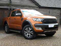 FORD RANGER 3.2 TDCi Wildtrak Double Cab Pickup Auto 4WD 4dr (EU6) - 663 - 5