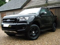 FORD RANGER 2.2 TDCi Black Edition SIP Double Cab Pickup Auto 4WD 4dr (EU6) - 673 - 1