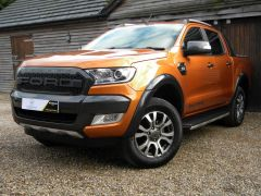 FORD RANGER 3.2 TDCi Wildtrak Double Cab Pickup Auto 4WD 4dr (EU6) - 663 - 1