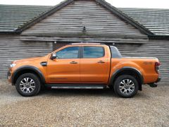 FORD RANGER 3.2 TDCi Wildtrak Double Cab Pickup Auto 4WD 4dr (EU6) - 663 - 27