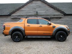 FORD RANGER 3.2 TDCi Wildtrak Double Cab Pickup 4WD (s/s) 4dr (EU6) - 650 - 18
