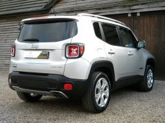 JEEP RENEGADE 2.0 MultiJetII Limited Auto 4WD (s/s) 5dr - 662 - 18