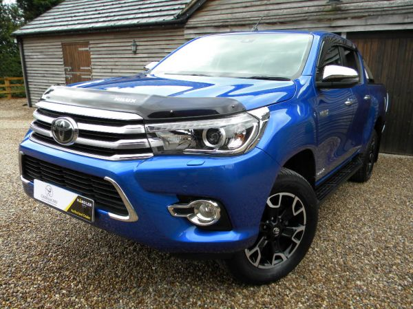 Used TOYOTA HI-LUX in Nottinghamshire for sale