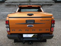 FORD RANGER 3.2 TDCi Wildtrak Double Cab Pickup 4WD (s/s) 4dr (EU6) - 650 - 10